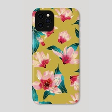 Floral Aura - Phone Case by 83 Oranges