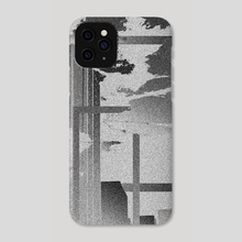 City 1 - Phone Case by Camille Astié