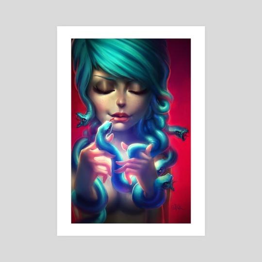 Medusa by Zork Marinero