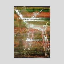 WDVMM - 0082 - Horn and Hoof - Canvas by Wetdryvac WDV