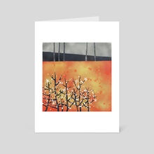 Blackthorn - Art Card by Nic Squirrell