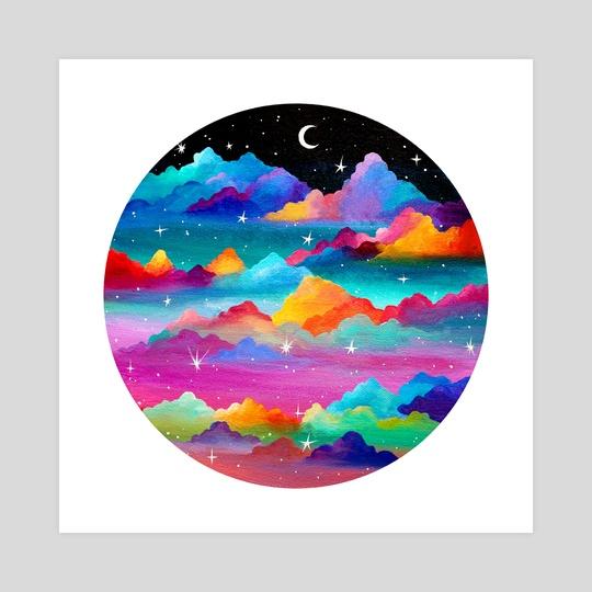 Celestial Dream by Karen Cheok