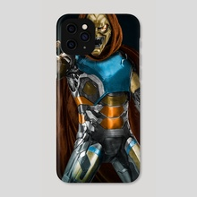 The Hobgoblin - Phone Case by m.design34