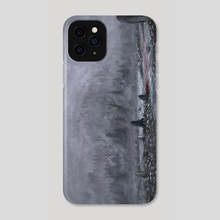 Famine and the hungry years - Phone Case by Timi Honkanen