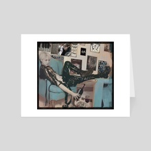YOONCORE - Art Card by Alexandra  C.