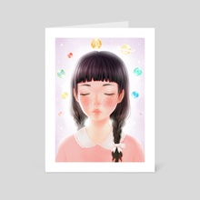 Prion - Art Card by Saccstry