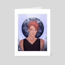 Neil Abram Josten - Art Card by thisisntworthless