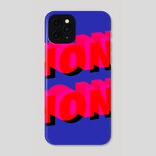 HONK HONK - Phone Case by Deli Bobs
