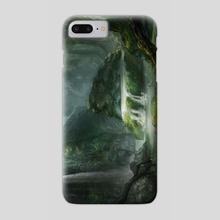 Keltora Forest - Phone Case by Allison Chin