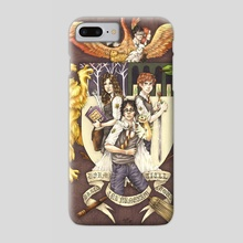 Harry Potter - Draco Dormiens - Phone Case by Grace Fong