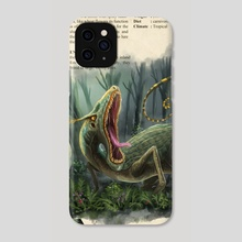 The blumraptor - Phone Case by prayoga ardip