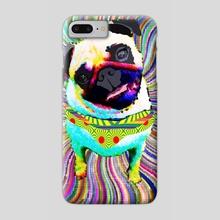 Pug - Phone Case by Marcia Pinho
