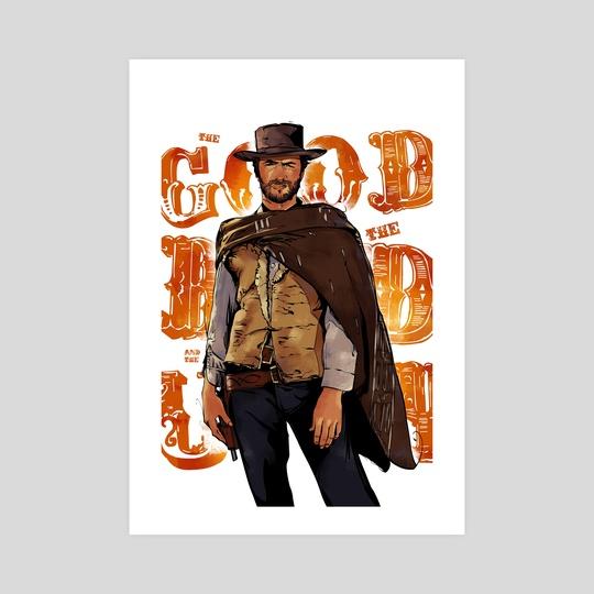 The Good The Bad and The Ugly by Nikita Abakumov