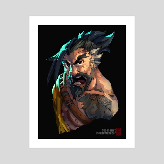 Overwatch - Hanzo by SKOWB