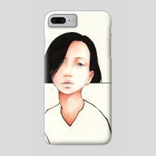 Haircut - Phone Case by Felicia Chiao