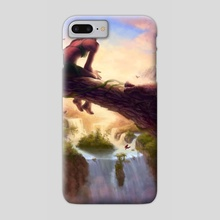 Jungle Beauty - Phone Case by Andrew Gaia