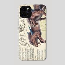 The Panthera skalisma - Phone Case by prayoga ardip