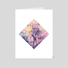 Euphoria - Art Card by Ashley Wittling