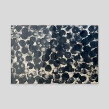 The Dot - Acrylic by Leah Pinataro