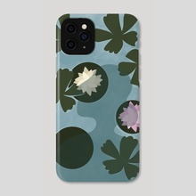 Water Reflection - Phone Case by Ariani Anwar