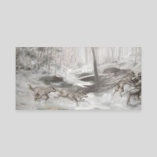 Sheep Among Wolves by Justin Lorenzen