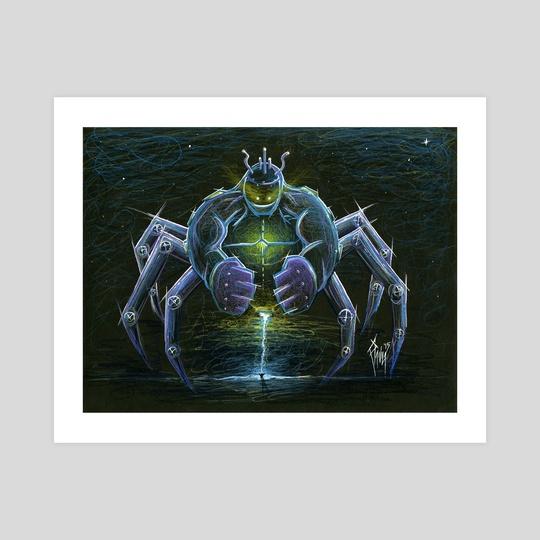 Spiderbot by Chris Panila