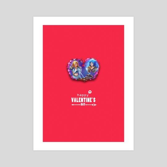 Happy Valentine's Day! by wu licheng