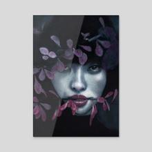 Desire - Acrylic by Lygia Vico