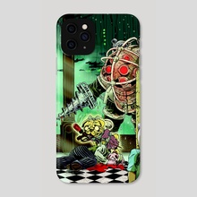 Adventure Rapture - Phone Case by Gwendoline Arboy