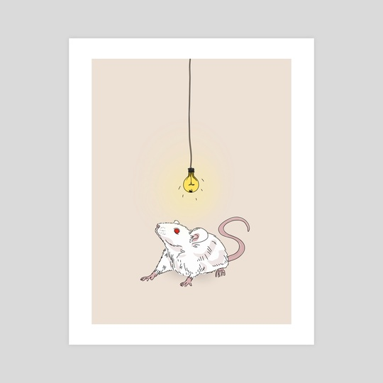 Rats Again by Jessica Yanko