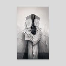 Cloth Architect - Acrylic by Mark Facey