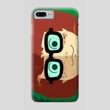 Jinkies! - Phone Case by Alan Defibaugh