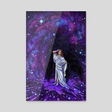 Good Omens - Starmaker - Acrylic by Viridis
