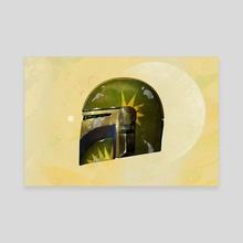 Mando 5 - Canvas by VooDoo Val