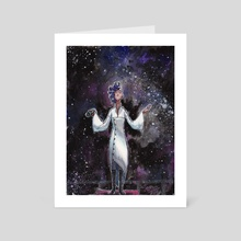 Astronomia - Art Card by Diane Ramic