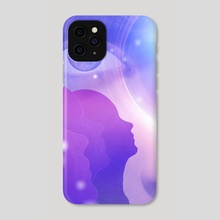 Women faces - Phone Case by Bruce Rolff