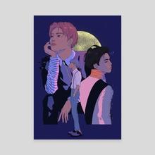 Jonghyun - Canvas by 948moon