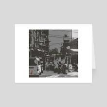 Edge Series 07 - Art Card by Donglu Yu