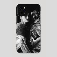 Shiny mermaid 8 - Phone Case by Kseniya Lokotko