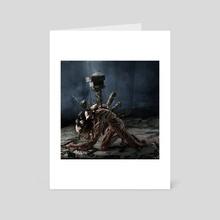 Kriustan - Art Card by DAMNENGINE