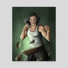 Chief  - Canvas by Anika Kls