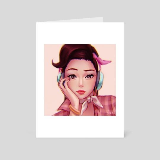 D.va by KAI (umigraphics)
