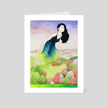 Spring - Art Card by Jamie Ford