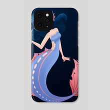 Blowing Bubbles - Phone Case by Brittany Shively