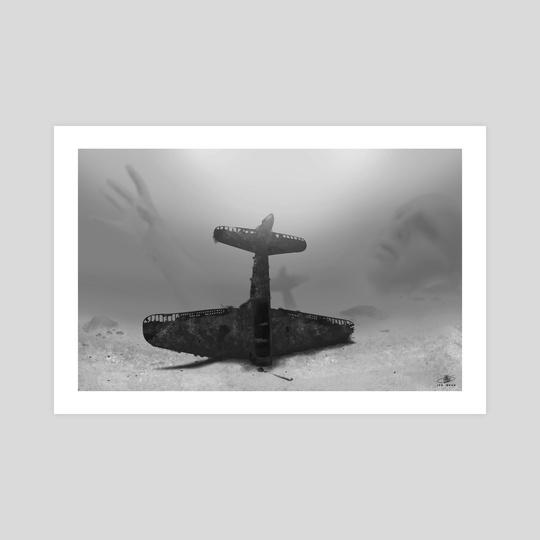 Under The Surface I by Ivo Brankovikj
