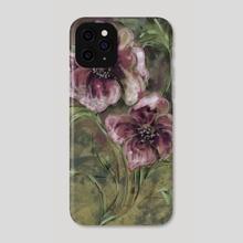 flowers 02 - Phone Case by Vinicius Chagas