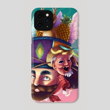 Carnaval - Phone Case by Batóry Y.