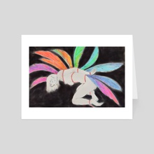 s p e c t r u m - Art Card by oyouun