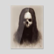 Deadhead - Acrylic by Marc Niederhagemann