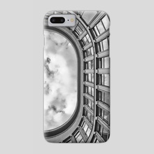 City_6975 - Phone Case by Marco Bartolozzi